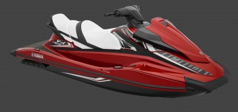 Yamaha Introduces 2016 WaveRunners® With All New VX Limited, VX Cruiser HO, and TR-1 HO Engine