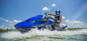 Yamaha FX SVHO WaveRunner Named Watercraft of the Year