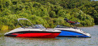 2017 210 Series Boats