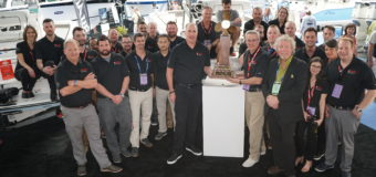 Yamaha WaterCraft Recognized for Best Marketing in the Marine Industry and Receives Boating Magazine's Boat the Year Award