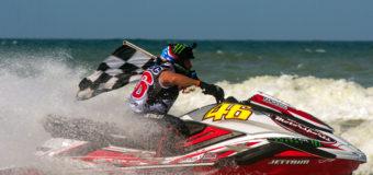 Yamaha WaveRunner Racers Overcome Extreme Surf to Sweep P1 AquaX Pro Enduro Round One