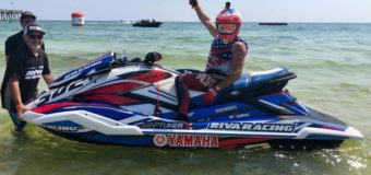 Yamaha WaveRunner Racers Sweep P1 AquaX National Championship